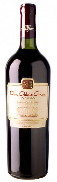 Les chais Saint Laurent  Bodega A. Hermanos Don Adelio Ariano, Tannat