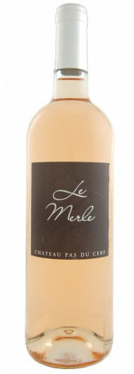 Les chais Saint Laurent  Château PAS DU CERF «Le Merle»