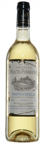 Les chais Saint Laurent  Château Haut Fonrousse MONBAZILLAC aop