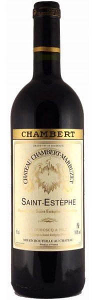 Chateau chambert-marbuzet