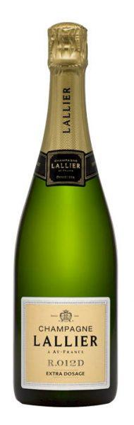 Les chais Saint Laurent  Champagne Lallier R.012 D Extra Dosage