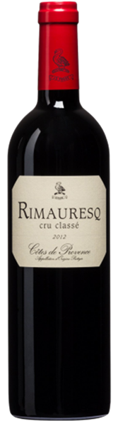 Les chais Saint Laurent  Château Rimauresq Cru Classé
