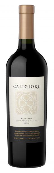 Les chais Saint Laurent  Caligiore Estate Bonarda    Vin Organic