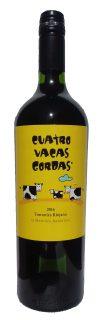 Les Chais Saint Laurent Cuatro Vacas Gordas – Torrontes – vin vegan