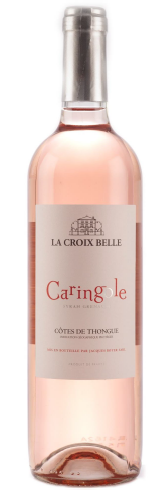 Les chais Saint Laurent  CARINGOLE ROSE – Domaine La Croix Belle