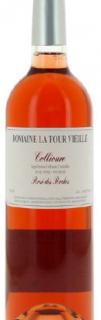Les Chais Saint Laurent COLLIOURE ROSE DES ROCHES – Domaine La Tour Vieille