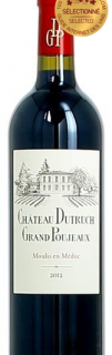 Les Chais Saint Laurent CHATEAU DUTRUCH GRAND POUJEAUX