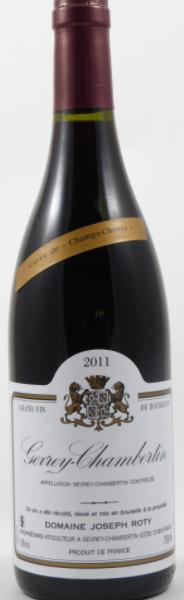 Les chais Saint Laurent  GEVREY CHAMBERTIN – ROTY
