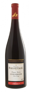 Les Chais Saint Laurent DOMAINE ENGEL – PINOT NOIR TRADITION – AB