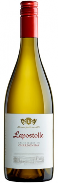 Les chais Saint Laurent  LAPOSTOLLE GRAND SELECTION – CHARDONNAY