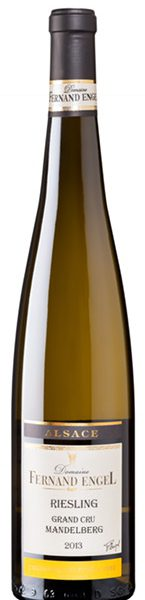Les chais Saint Laurent  DOMAINE ENGEL – RIESLING GRAND CRU – MANDELBERG – AB