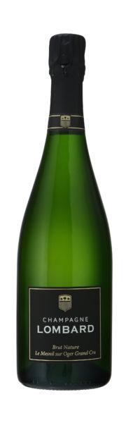 Les chais Saint Laurent  Champagne Lombard – Brut Nature – Le Mesnil – sur – Oger – Grand Cru