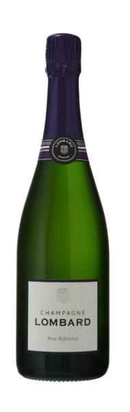 Les chais Saint Laurent  Champagne Lombard – Brut Référence